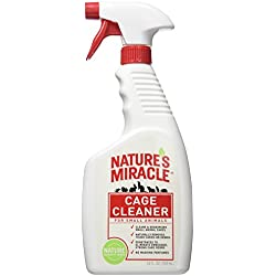 Nature's Miracle Cage Cleaner for Small Animals, 24 fl. oz.