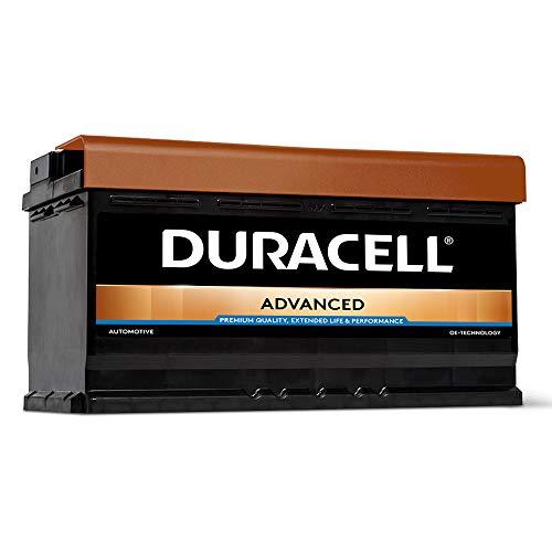 Duracell Car Battery Review >> Duracell Advanced Da95h Car Battery 12v Type 019 95ah 800cca