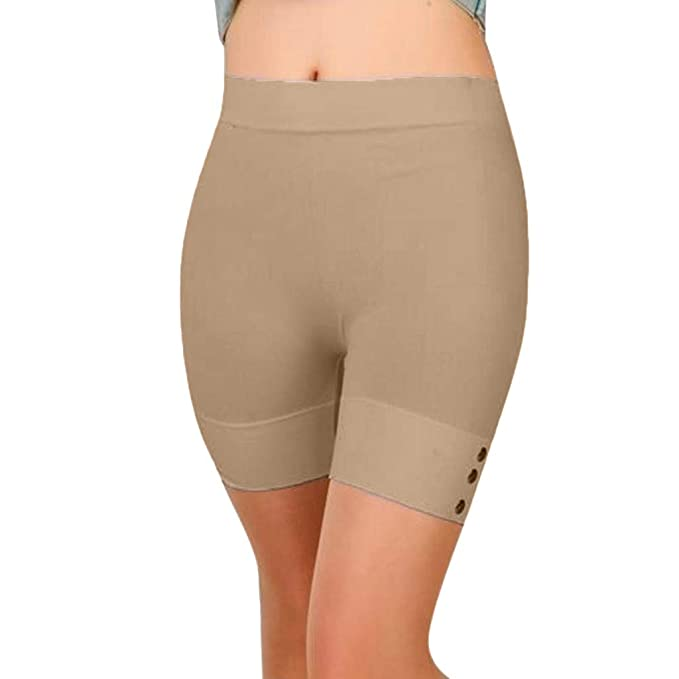 HOT1950s - Pantalones Cortos de Seguridad para Mujer, Pantalones ...