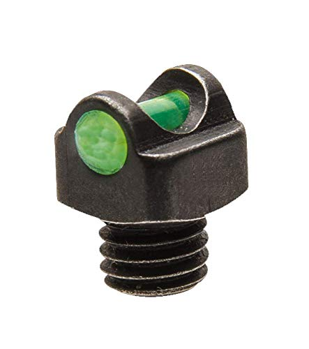 Front Shotgun Sight (TRUGLO Starbrite Deluxe Fiber Optic Sight 5-40 Green)