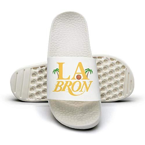 ADIDII Womens Sandals Printed Non-Slip Slipper Slide flip Flop Sandals Womens Beach_LABRON_Coconut_Tree_Basketball Summer Casual B07H2BMJ4Q Shoes 4f2e63