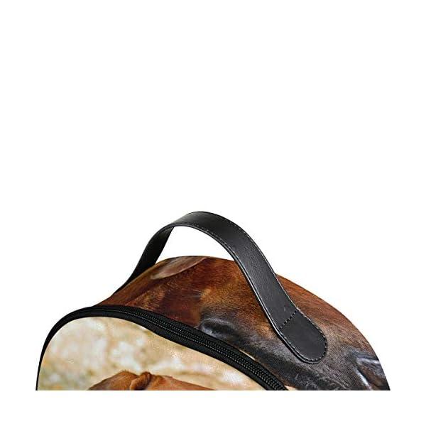 Rhodesian Ridgeback Dog Zaino per donne adolescenti ragazze borsa alla moda borsa per bambini viaggio college casual… 4 spesavip