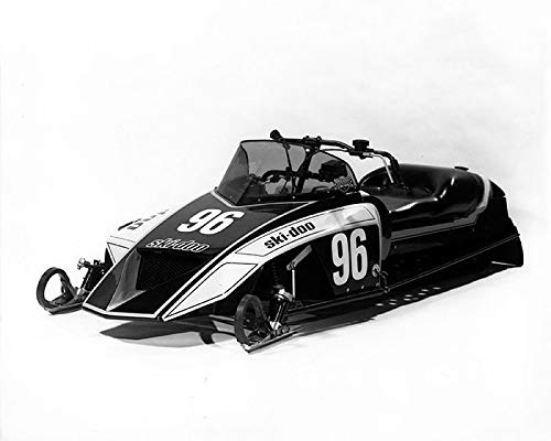 1980 Bombardier Ski Doo Snopro Race Snowmobile 96 Factory, used for sale  Delivered anywhere in USA