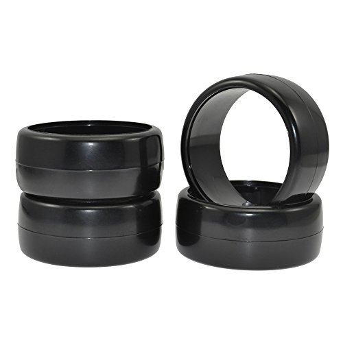 RcAidong 4pcs/set 1/10 RC Car accessories Wear-resisting Drift tires for 1:10 RC Hobby racing car HPI HPS