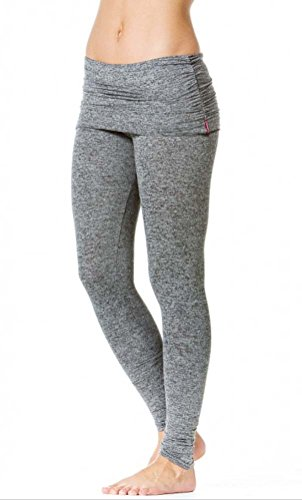 Ruched Ankle Leggings - 2