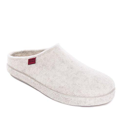 Normal Plateau weiß Weiß Sandalen Damen Durchgängies Machado Andres Größe qxtwz8Uv