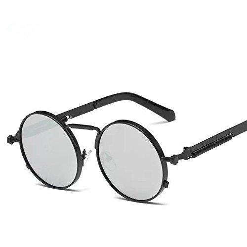 Sol Retro Swag Sol Americano Europeo Nuevas Prince De De C Sol CTao Brillante Gafas Gafas Y Estilo B Gafas De Redondas axcwU4Zg