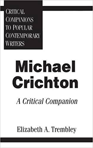 High School Personal Statement Essay Examples Amazoncom Michael Crichton A Critical Companion Critical Companions To  Popular Contemporary Writers  Elizabeth Trembley Books Romeo And Juliet English Essay also Proposal Essay Topic Ideas Amazoncom Michael Crichton A Critical Companion Critical  Thesis For A Narrative Essay