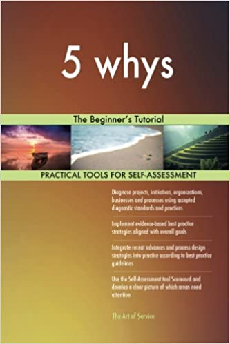 Book 5 whys: The Beginner's Tutorial
