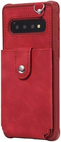 iPhone 7 Plus プラス PUレザー ケース, 手帳型 ケース 本革 財布 スマホケース 全面保護 ビジネス カバー収納 手帳型ケース iPhone アイフォン 7 Plus プラス レザーケース