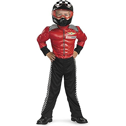 Disguise Turbo Racer Boys Costume