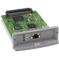 HP JetDirect 630n Gigabit Ethernet Print Server - Print server - EIO - EN, Fast EN, Gigabit EN - 10Base-T, 1000Base-TX, 100Base-TX