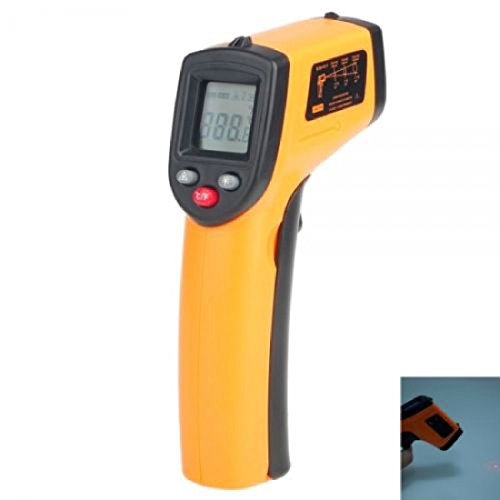Digital Ir Infrared Laser Thermometer Temperature Gun Pyrometer Non-Contact Handhled