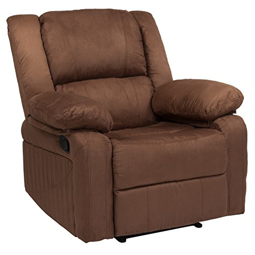 Flash Furniture Harmony Series Chocolate Brown Recliner