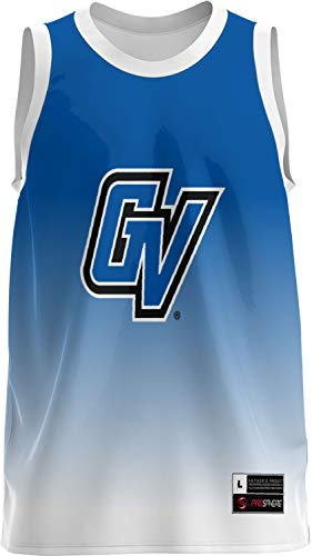 ProSphere Grand Valley State University Men's Basketball Jersey (Ombre) FFA8