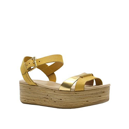 sergio-rossi-yellow-gold-platform-ankle-strap-sandal