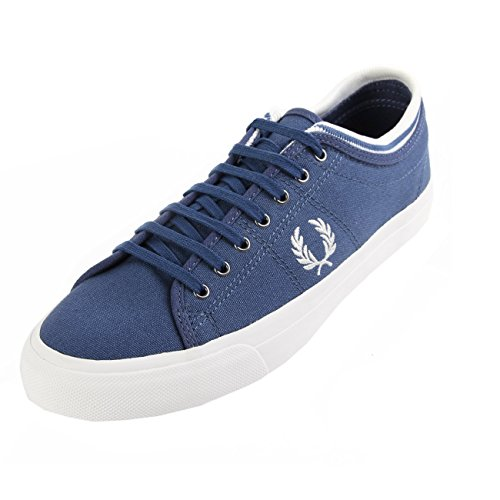free shipping reliable Fred Perry Kendrick Tipped Cuff Canvas Midnight Blue Blue brand new unisex sale online outlet discount pLIWcixed