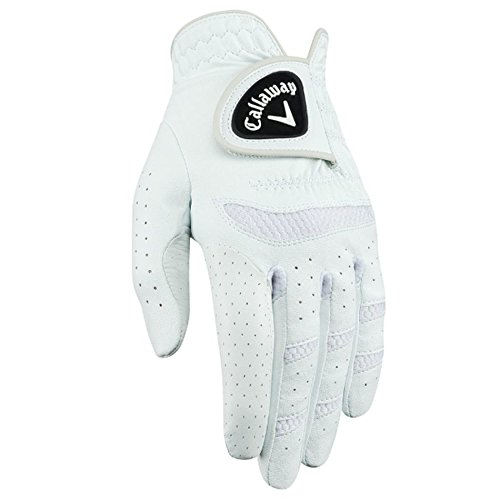Callaway Women's Fusion Pro Golf Glove, Medium, Right Hand