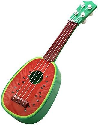 Velidy - Guitarra de juguete para niños, diseño de ukelele de ...