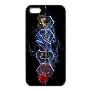 AC/DC Rock Band ACDC Poster phone Case Cover For Apple Iphone 5 5S Cases FANS250061