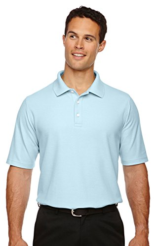 Devon & Jones Men's Drytec Performance Polo Shirt, CRYSTAL BLUE, XXXXXX-Large
