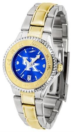 (Kentucky Wildcats Competitor Two-Tone AnoChrome Women's Watch )