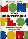 capa de Método Montessori: Uma introdução para pais e professores