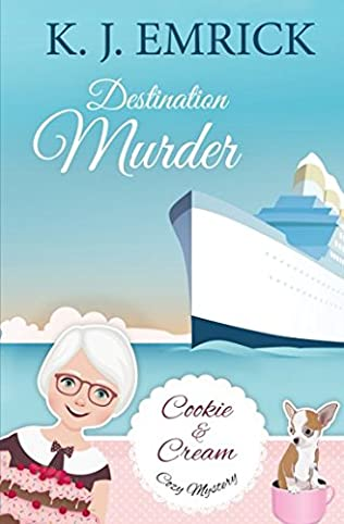 book cover of Destination Murder