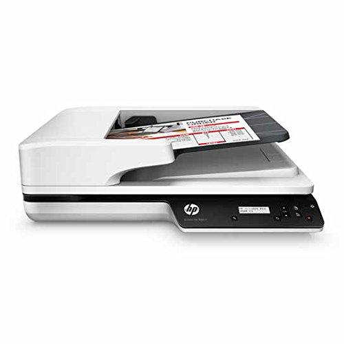 HP SCANJET PRO 3500 F1 FB CLR 1200DPI USB3.0 A4-A6 B5 25P...