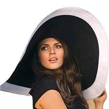 Wide Brim Hat Women