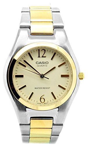 Casio General Men s Watches Metal Fashion MTP-1253SG-9ADF – WW