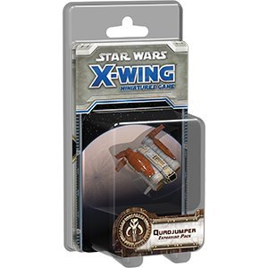 X-Wing: Quadjumper Expansion Pack Game (Fantasy Flight Games X Wing)