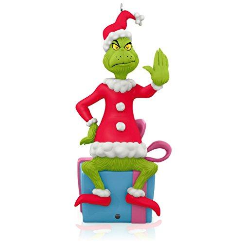 Dr. Seuss - How the Grinch Stole Christmas Grinch Peekbus...