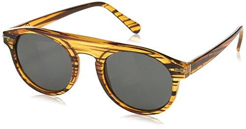 Neff Men's Post, Brown, One - Brodie Neff Sunglasses