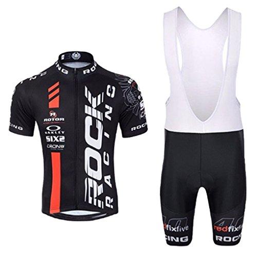 Cycling Clothing Set Racing Sportswear Bike Bicycle Jerseys Bib Shorts Pants
