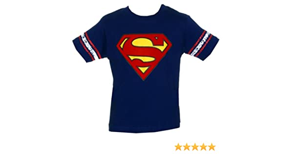 Superman Toddler Boys Sublimation All Over Print Top Size 2T 3T 4T