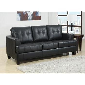 Coaster Home Furnishings Contemporary Sleeper, Black