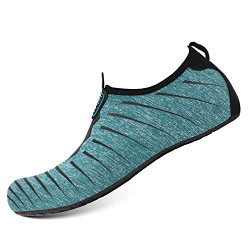 Shoes Water for amp; Barefoot Black Beach Shoes Men Green Swim Swim Sports Heeta Aqua Women Socks Quick Dry EHFqHx