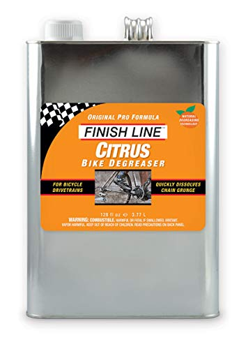 Finish Line Citrus Bike Chain Degreaser