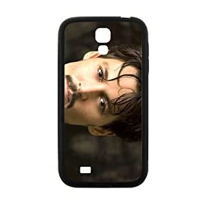 Cool painting Johnny Depp Cell Phone Case for Samsung Galaxy S4