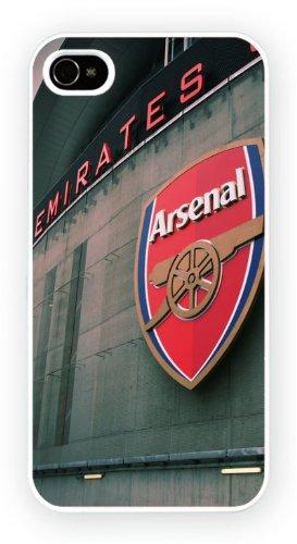 Arsenal Art Design, iPhone 4 4S, Etui de téléphone mobile - encre brillant impression