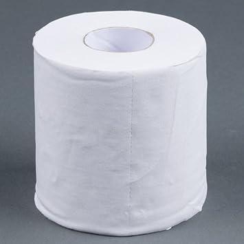 Amazon.com : Daisy 1-Ply Toilet Paper 96 Rolls / Case - 1000 ...