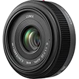 Panasonic Lumix G H-H020 20mm f/1.7 Aspherical Pancake Lens for Micro Four Thirds Interchangeable  Digital SLR Cameras