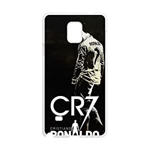 CR7 football player cristiano ronaldo Cell Phone Case for Samsung Galaxy Note4 by runtopwell