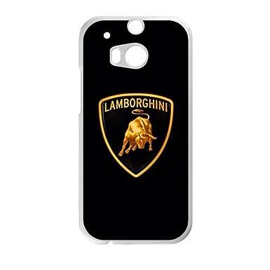 Famous Car Logo Lamborghini Phone Case Htc One M8 Amazon Co Uk