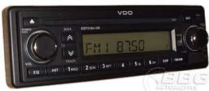 VDO CD7326U-OR 24 Volt RDS Tuner mit CD/MP3 USB 2.0