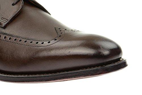Gordon & Bros3514 Brown - Stringata classica Uomo Marrone scuro