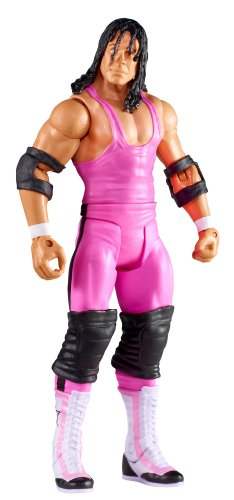 WWE Bret Hart 1988 Royal Rumble Figure Series 14 by Mattel