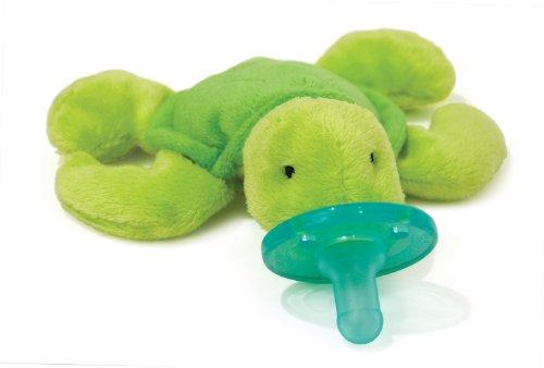 Pacifier - Wubbanub Infant Plush Pacifier - Turtle