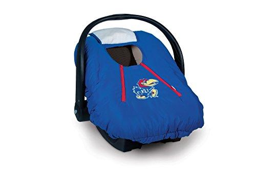 - Cozy Cover NCAA Kansas Jayhawks Unisex, Blue, One Size